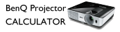 BenQ Projector Calculator
